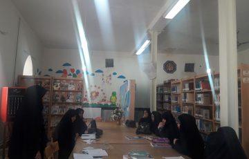 یرنامه های متنوع فرهنگی در کتابخانه امامزاده شعیب (ع) سبزوار