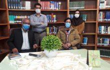 معرفی نویسندگان بومی  به مناسبت هفته کتاب و کتاب خوانی در کتابخانه عمومی زنده یاد فرامرز ناوی   برگزار شد.