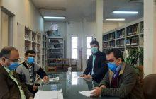 هفته ملی سلامت مردان با حضور اساتید بهداشت در کتابخانه دکتر علی شریعتی