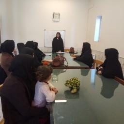 برگزاری کارگاه های فرزند پروری به همت کتابخانه عمومی دکتر علی شریعتی سبزوار